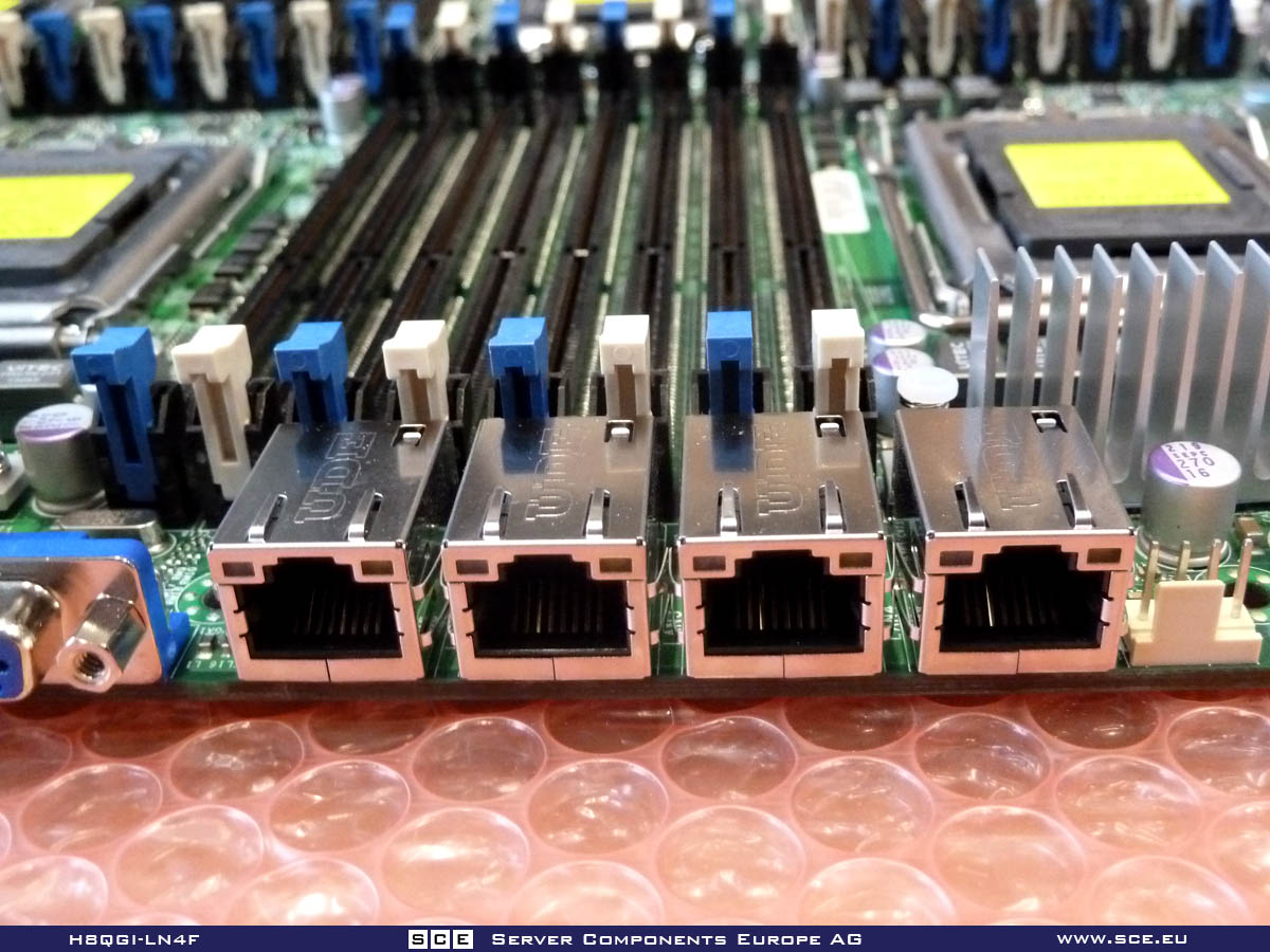 Supermicro H8QGi-LN4F Motherboard by SCE Server Components